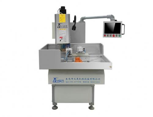 单工位玻璃倒角机 ZD-580-P